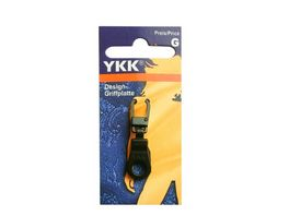 YKK Griffplatte Pendel schwarz
