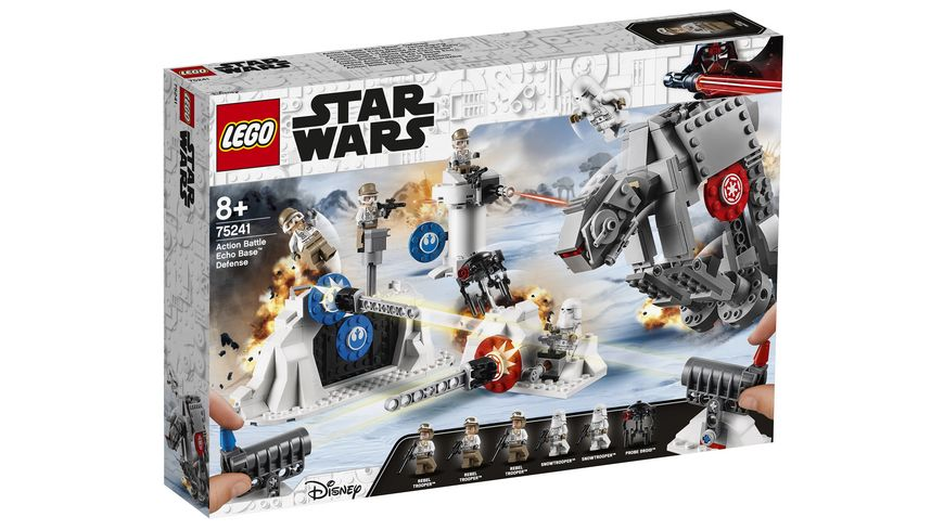 LEGO Star Wars 75241 Action Battle Echo Base Verteidigung