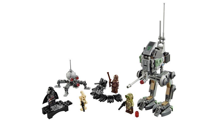 LEGO Star Wars 75261 Clone Scout Walker 20 Jahre LEGO Star Wars