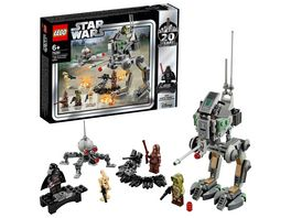 LEGO Star Wars 75261 Clone Scout Walker 20 Jahre LEGO Star Wars