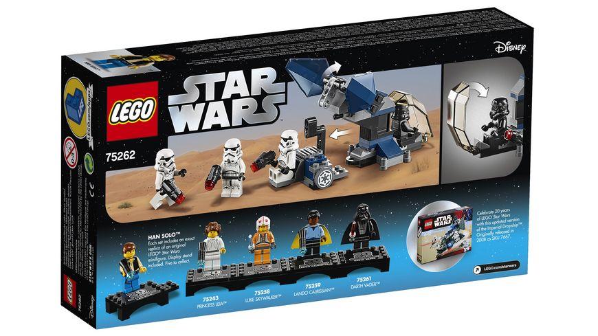 LEGO Star Wars 75262 Imperial Dropship 20 Jahre LEGO Star Wars