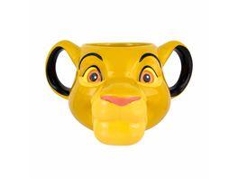 Koenig der Loewen Disney Simba 3D Becher