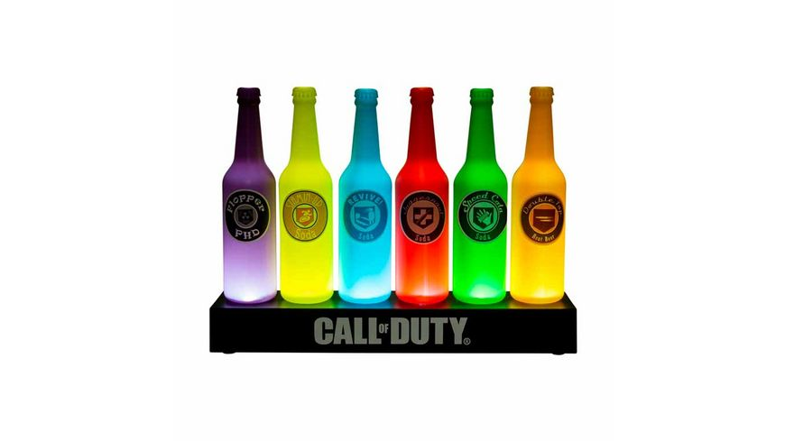 Call of Duty Epic Six Pack Leuchte