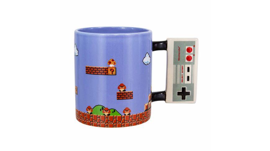 NES Controller 3D Becher