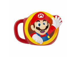 Super Mario Mario 3D Becher
