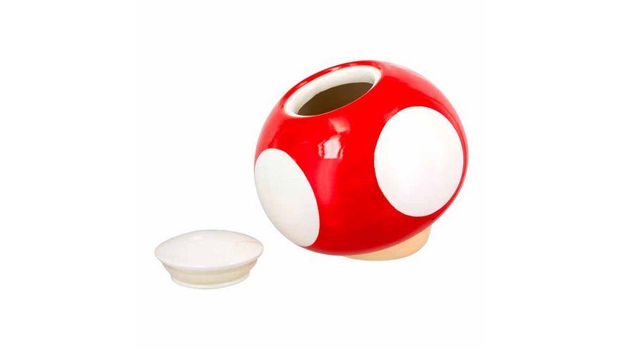 Super Mario Super Mushroom Keksdose