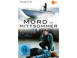 Mord im Mittsommer Folge 6 9 2 DVDs