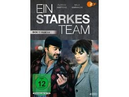 Ein starkes Team Box 1 Film 1 8 4 DVDs