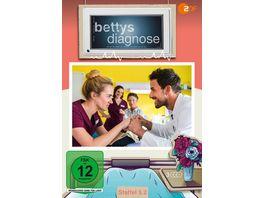 Bettys Diagnose Staffel 5 2 3 DVDs