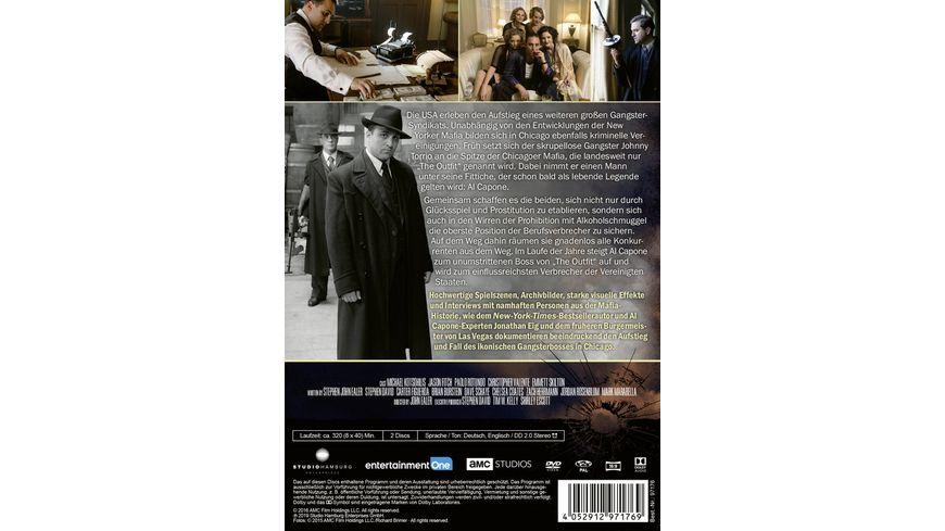 Mafia Die Paten von Chicago 2 DVDs