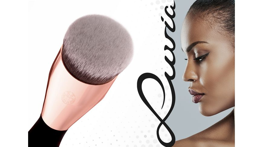 Luvia Foundationpinsel BUFFER BRUSH VS 115
