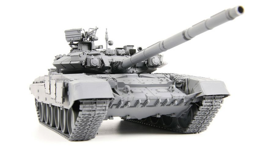 Zvezda 500783573 - 1:35 Mod. Russischer Kampfpanzer T-90