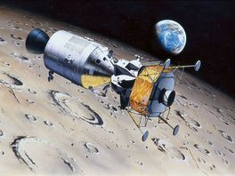 Revell 03700 Apollo 11 Columbia Eagle