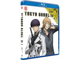 Tokyo Ghoul re 3 Staffel Blu ray 2
