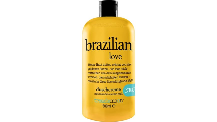 treaclemoon duschcreme brazilian love