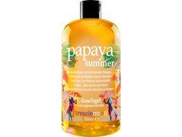 treaclemoon duschgel papaya summer Limited Edition