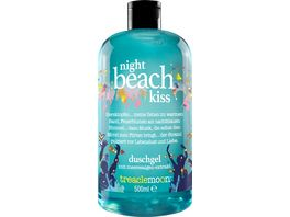 treaclemoon duschgel night beach kiss Limited Edition