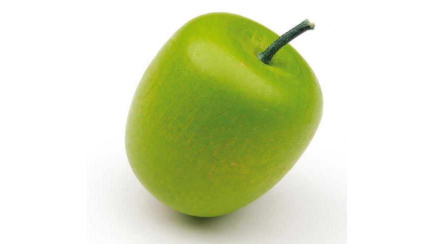 Erzi Kaufladen Obst Apfel gruen