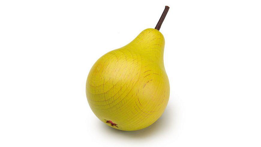 Erzi Kaufladen Obst Birne gruen