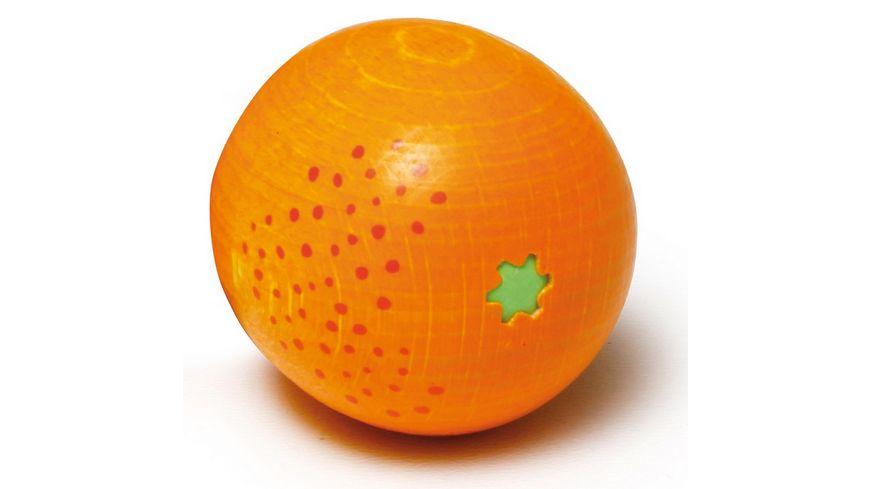 Erzi Kaufladen Obst Orange