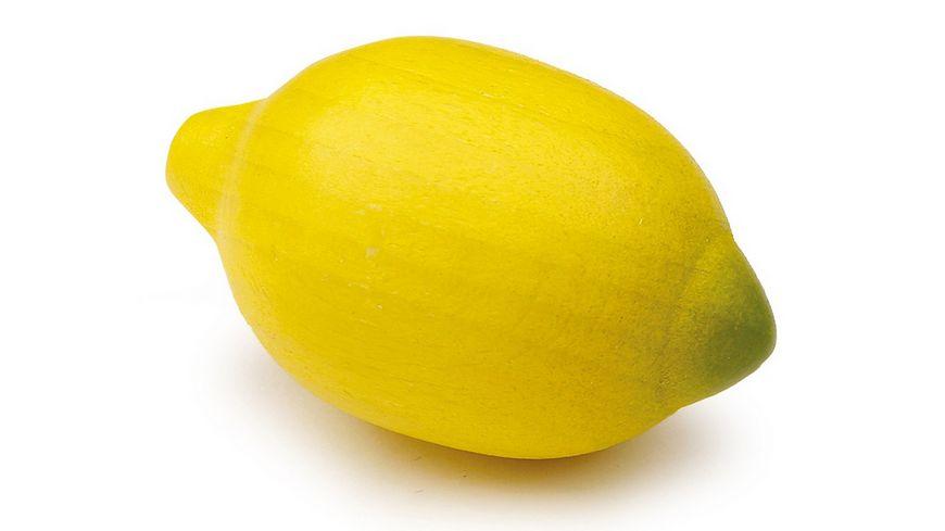 Erzi Kaufladen Obst Zitrone schattiert