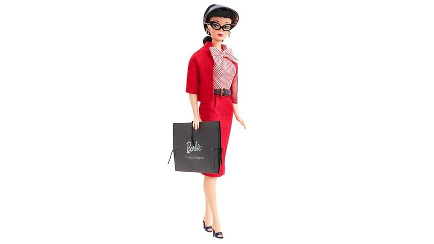 Mattel Barbie Signature Busy Gal Puppe