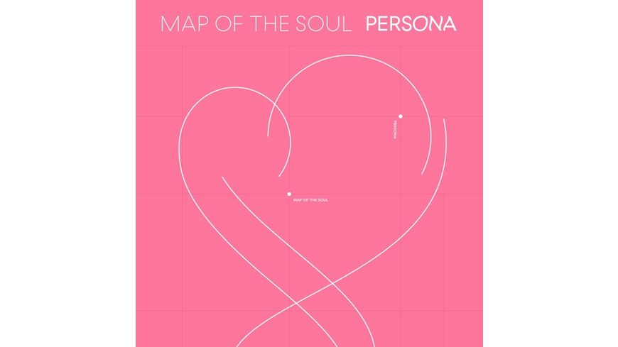 Map Of The Soul PERSONA