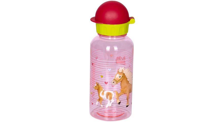 Die Spiegelburg - Trinkflasche Mein kleiner Ponyhof