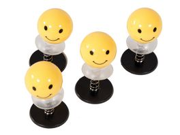 Kuenen Springfigur Happy Face Set mit 4 Figuren
