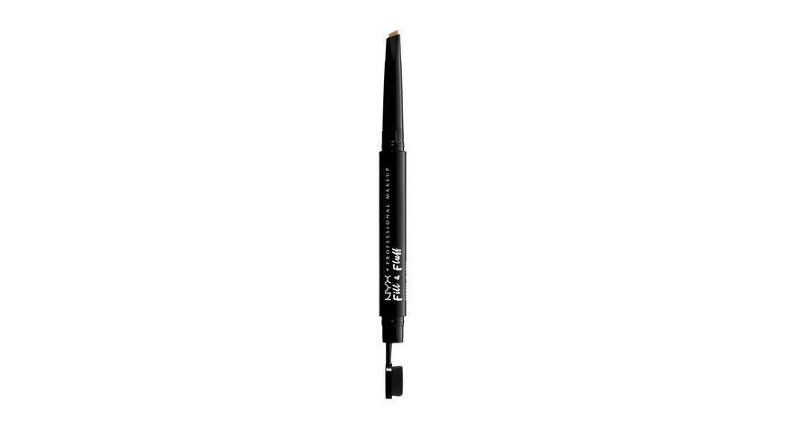 NYX PROFESSIONAL MAKEUP Augenbrauenstift Fill Fluff Eyebrow Pomade Pencil