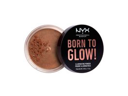 NYX PROFESSIONAL MAKEUP Highlighter Born To Glow Illuminating Powder