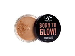 NYX PROFESSIONAL MAKEUP Highlighter Born To Glow Illuminating Powder