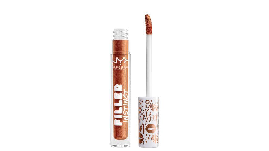 NYX PROFESSIONAL MAKEUP Lippenstift Filler Instinct Plumping Lip Polish