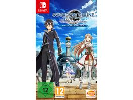 Sword Art Online Hollow Realization Deluxe