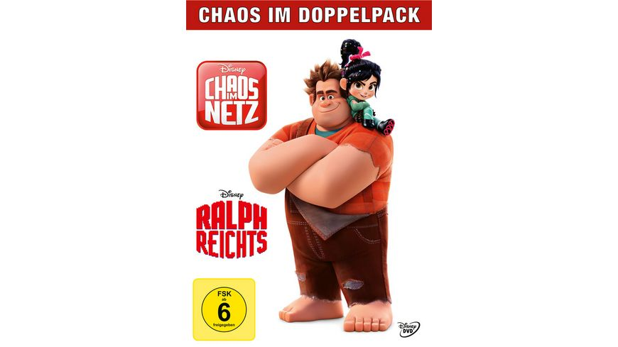 Ralph reicht s Chaos im Netz Doppelpack