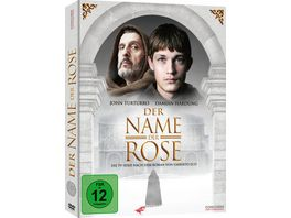 Der Name der Rose Limitierte Sonderedition 3 DVDs
