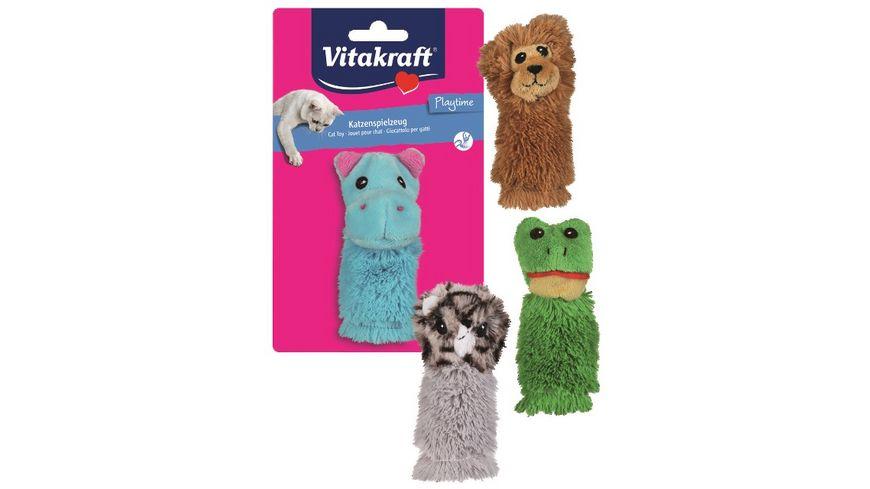 Vitakraft Hundespielzeug Farmtiere für Hunde: