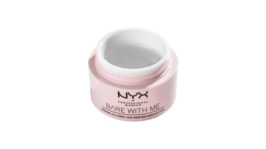 NYX PROFESSIONAL MAKEUP Primer Bare With Me Hydrating Jelly Primer