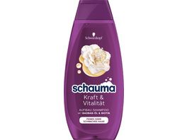 schauma Shampoo Kraft Vitalitaet