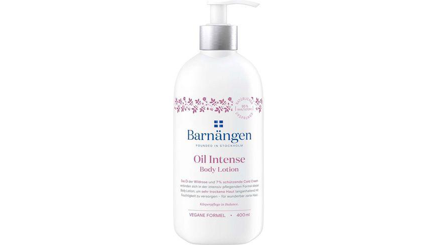 Barnaengen Body Lotion Oil Intense