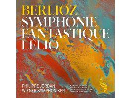 Berlioz Symphonie fantastique Lelio