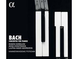 Konzerte fuer Klavier