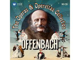 Offenbach Operas Operettas