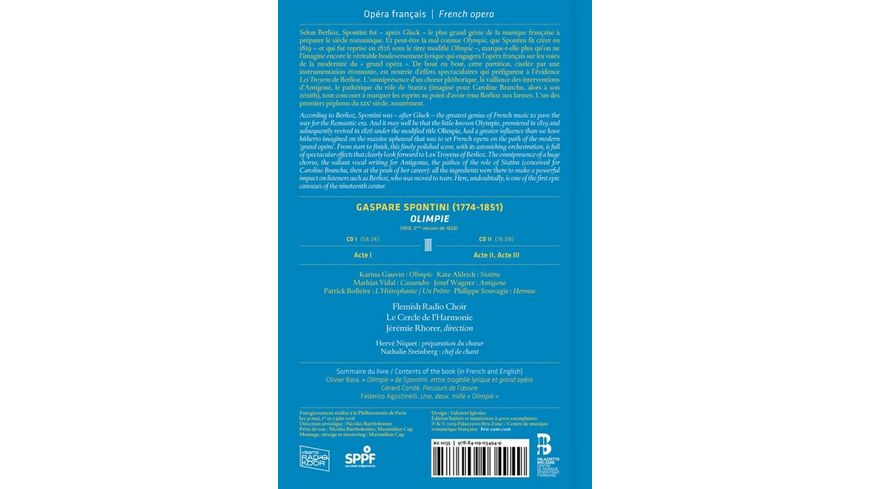 Olimpie 2 CD Buch