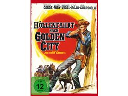 Hoellenfahrt nach Golden City
