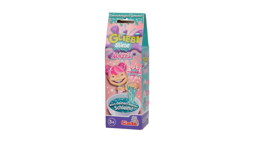Simba Glibbi Glitter Slime Maker 1 Stueck sortiert