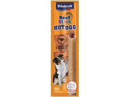 Vitakraft Beef Stick Hot Dog