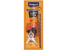 Vitakraft Hundesnack Beef Stick School Gefluegel