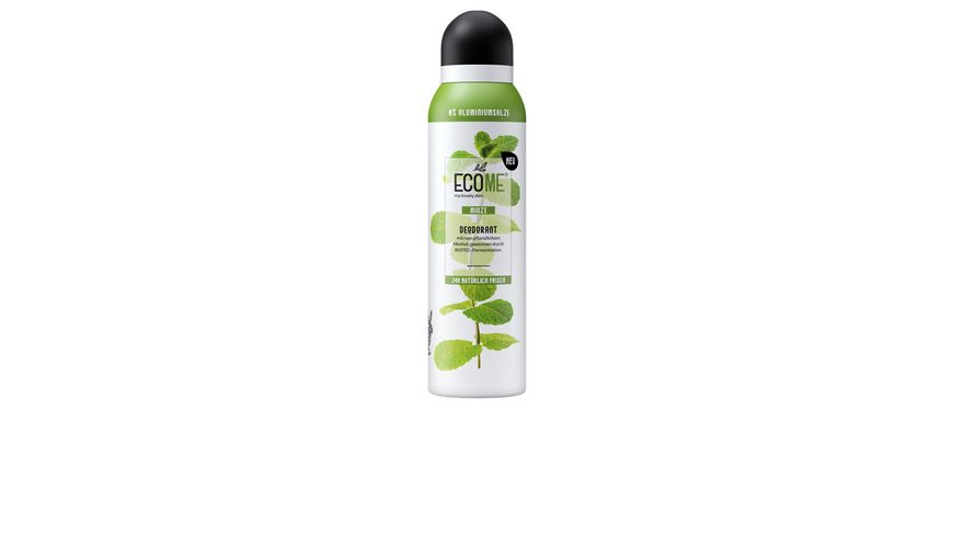 ECOME my lovely Deo Spray Minze