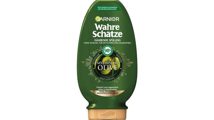 GARNIER Wahre Schaetze Spuelung Mythische Olive